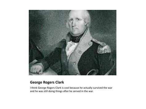 george rogers clark i in war books ppt george rogers clark powerpoint presentation id 2628308