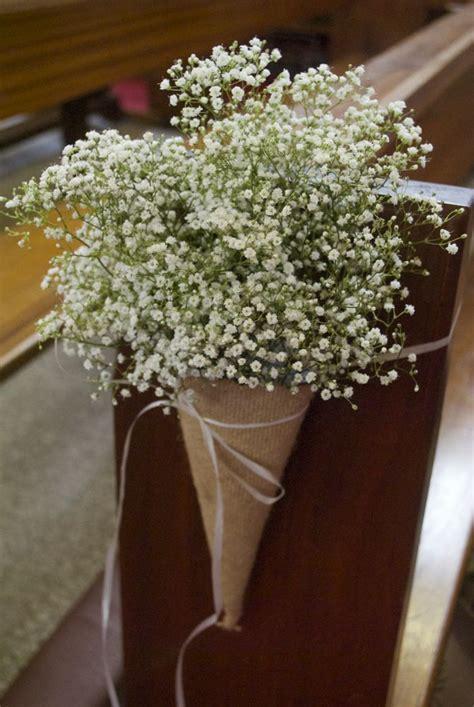 Wedding Aisle Flower Cones by 25 Best Pew Flowers Ideas On Church Wedding