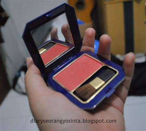 Latulipe Blush On Pemulas Pipi ladypon mua review inez color contour blusher with