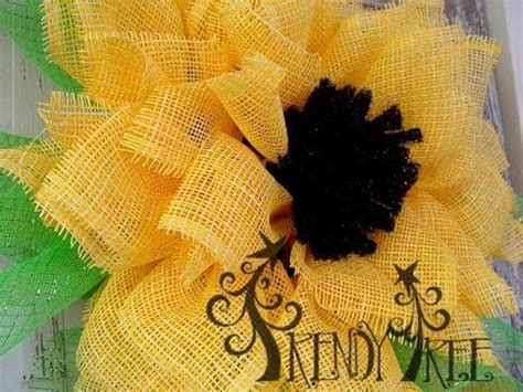 yellow paper flower wreath tutorial yellow paper flower tutorial wreath ideas burlap wreath