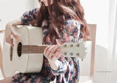 girly guitar wallpaper girl with guitar fb dp facebook dp pinterest guitars