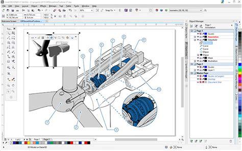 tutorial de corel draw x7 pdf gratis editor s pick coreldraw technical suite x7 released