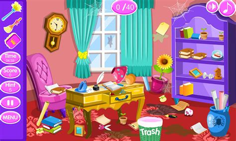 princess room clean up princess room cleanup android apps on play