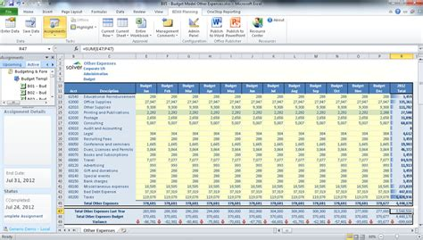 logistics excel templates 21st century budgeting for dynamics nav erp software