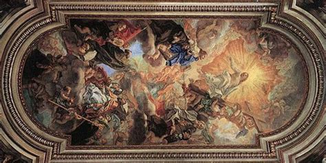 Who Began The Tradition Of Illusionistic Ceiling Painting by Baroque Painting Essential Humanities