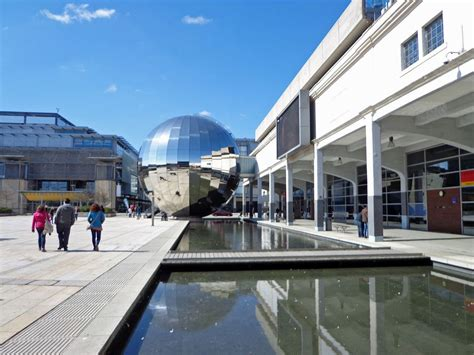at bristol science centre at bristol science centre and millennium square bristol
