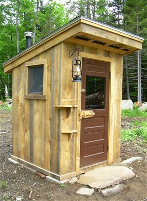 Outhouse Inspection   Int'l Association of Certified Home