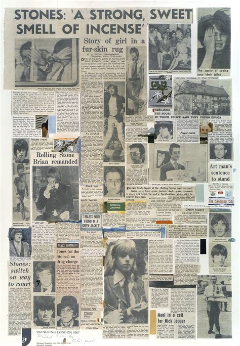 richard hamilton swingeing london swingeing london 67 poster richard hamilton tate
