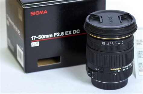 Sigma 17 50mm F2 8 Ex Dc Os Hsm Black Lens For Nikon sigma 17 50mm f2 8 ex dc hsm quot os quot pentaxforums