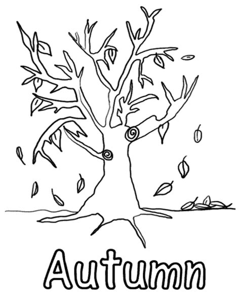 fall trees coloring page colouring pages autumn trees fall coloring pages 3 page
