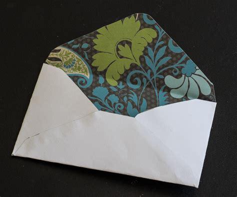 Handmade Envelope Pattern - kuretake handmade envelope template western version