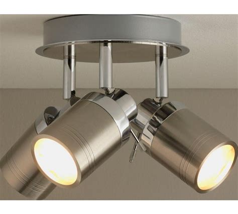 Bathroom Lights Argos Buy Collection Livorno 3 Light Bathroom Spotlight Chrome