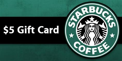 free 5 starbucks gift card from skype tribunedigital sunsentinel - Does Starbucks Have 5 Gift Cards