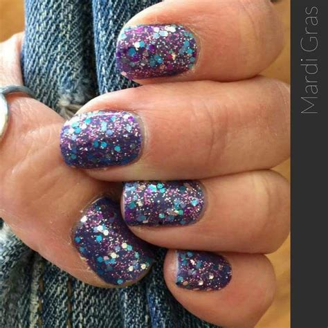 colors of mardi gras mardi gras by color nail strips www