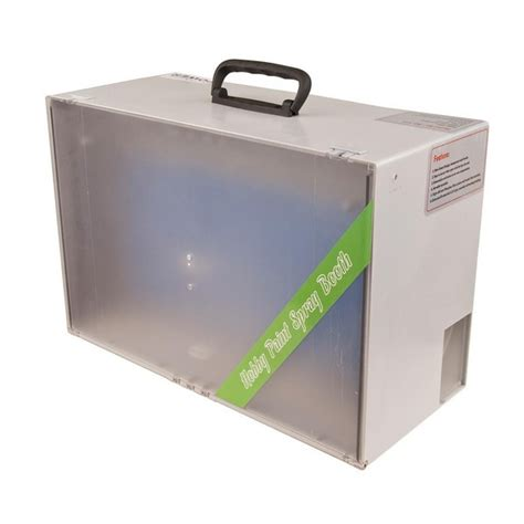 bench top spray booth table top spray booth with filter for air brushes buy