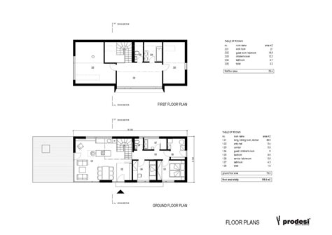 Rectangular House Plans by Simple Two Story House Two Story Rectangular House Plans