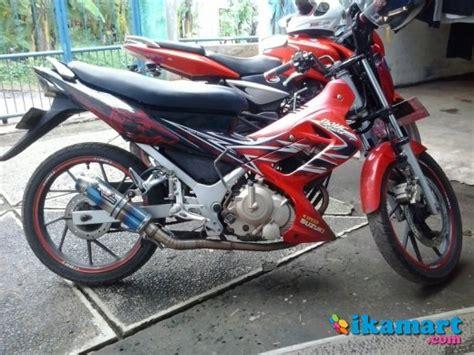 Spakbor Satria Fu Cbu satria fu cbu thailand 2005 modif motor
