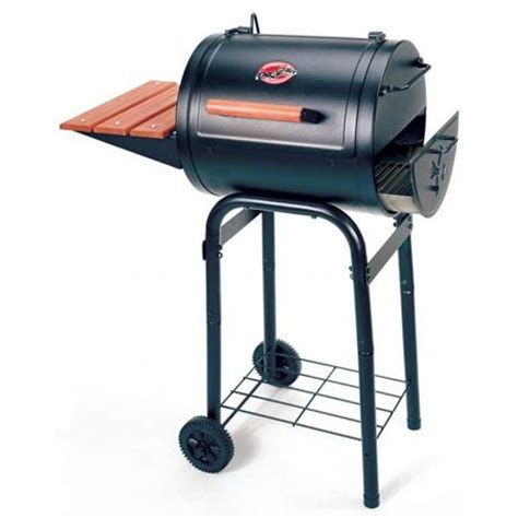 Char Grille by Char Griller Patio Pro Charcoal Bbq