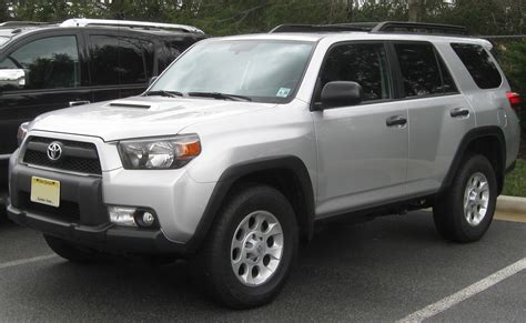 2006 Toyota 4runner Dimensions 2006 Toyota 4runner Iv Pictures Information And Specs