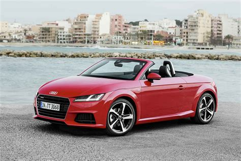 Audi Tt Cabrio by Fiche Technique Audi Tt Roadster S Quattro 2017