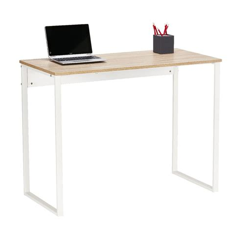 white x leg desk floyd loop leg desk 1000mm white
