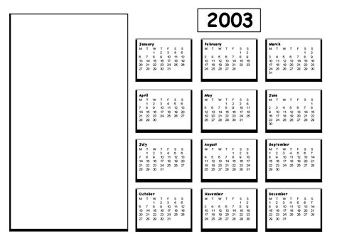 how to make a calendar on word 2003 image gallery 2003 calendar