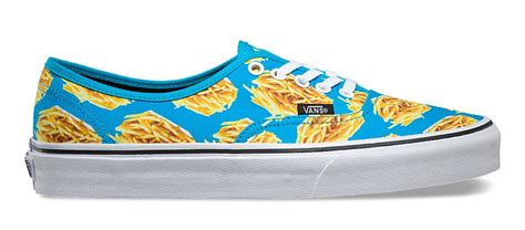 awesome shoes the new vans food shoes are awesome aterietateriet