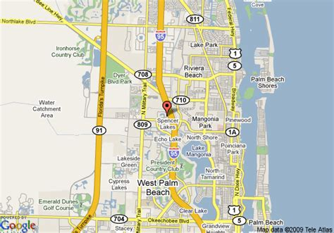 west palm map map of west palm hotels and attractions on a west invitations ideas