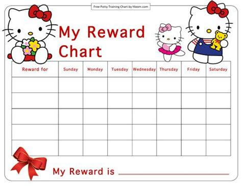 potty chart template 39 best potty charts images on behavior charts