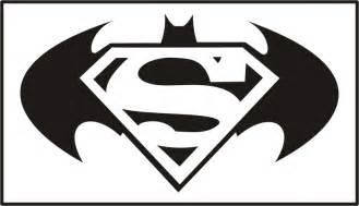 superman logo tattoo black and white black superman and batman logo tattoo stencil by pipe motas
