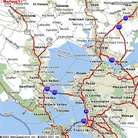 map of bay california image gallery bay california