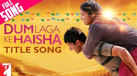 Youtube Film Laga | dum laga ke haisha full movie free hd 1080p pelicula