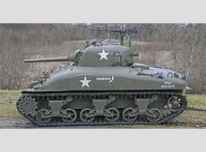 M-4 Sherman Tank | Whatever Else | hobbyDB Ww2 Sherman Tanks For Sale