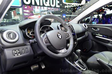 Renault Clio Interior 2014 by Renault Clio Initiale Interior At The 2014