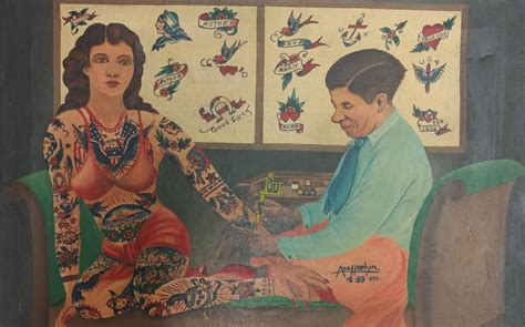 tattoo history smithsonian tattooing was illegal in new york city until 1997 travel