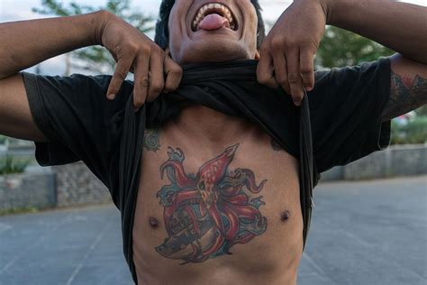 tattoo lost family carving creative spaces in conservative banda aceh