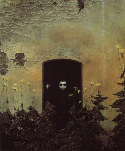 imagenes surrealismo terror el surrealismo g 243 tico de zdzislaw beksinski cultura inquieta