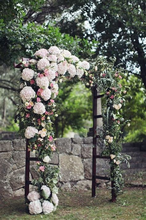 Garden Arch Ideas 60 Best Garden Wedding Arch Decoration Ideas Pink Lover