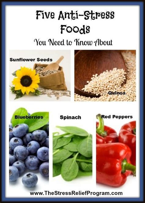 7 Best Foods For Stress Relief by 8 Best Stress Relief Foods Images On Health