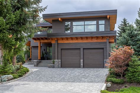 portfolio custom homes remodels whistler tm builders