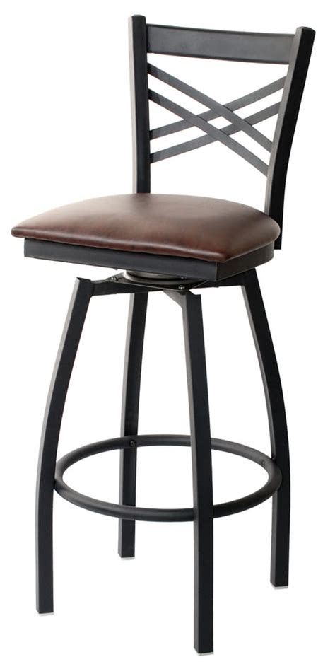 commercial swivel bar stools metal swivel bar stools commercial grade yelp