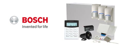 bosch security alarm your partner for security brand