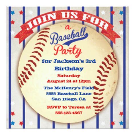 600 baseball party invitations zazzle