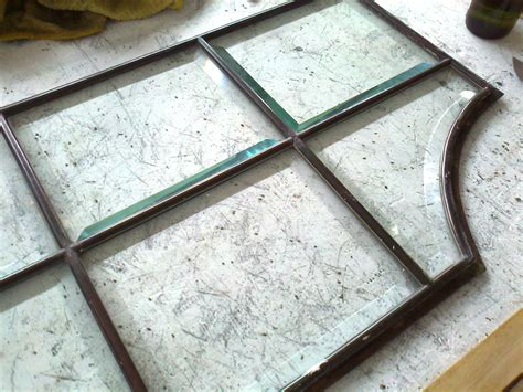 glasmalerei k chenschrank t ren messingverglasung ursula knoblauch glasmalerei