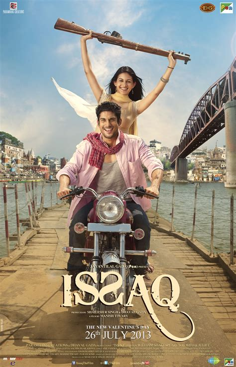 issaq is a 2013 hindi romance film directed by manish issaq doomed love story