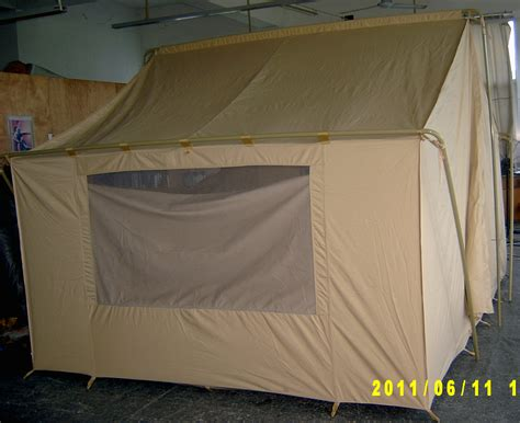 canvas tent awning canvas tents 9 x12 canvas cing tent all weather