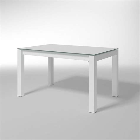 tavoli per cucine moderne tavolo rettangolare con piano in vetro per cucine moderne