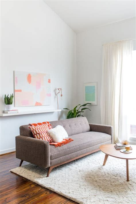35 beautiful modern living room 35 gorgeous airy mid century modern living rooms digsdigs