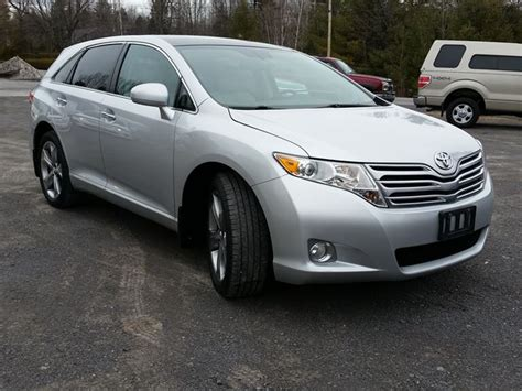 2007 toyota venza for sale 2011 toyota venza awd rockland ontario used car for