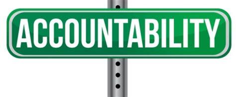accountability vs responsibility bart lorang